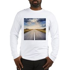 on the road 3 Long Sleeve T-Shirt