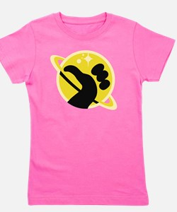 Galaxy hitchhiker Girl's Tee