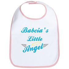 Babcia's Angel (Boy) Bib