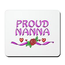 Proud Nanna Mousepad