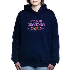 Proud Grandma Hooded Sweatshirt