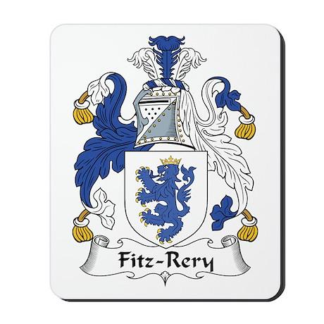 Fitz-Rery Mousepad