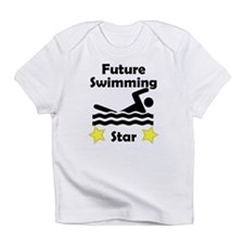 Future Swimming Star Infant T-Shirt