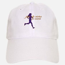 Joy of Living I Run Baseball Baseball Baseball Cap