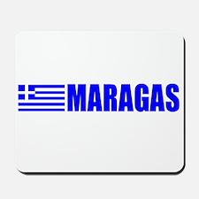 Maragas, Greece Mousepad
