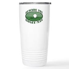 Cute Bad golfer Travel Mug