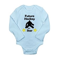 Future Hockey (Goalie) Star Body Suit