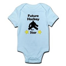 Future Hockey (Goalie) Star Body Suit