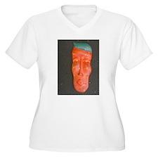Women'S Women'S Women'S Plus Size V-Neck T-Shirt