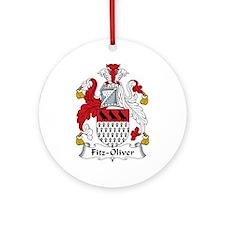 Fitz-Oliver Ornament (Round)