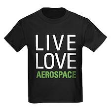 Live Love Aerospace T