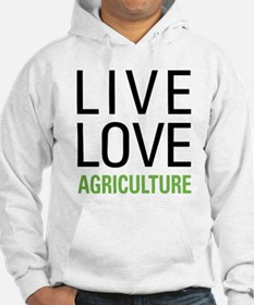 Live Love Agriculture Jumper Hoody
