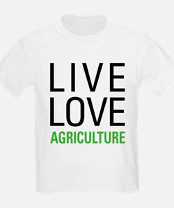 Live Love Agriculture T-Shirt