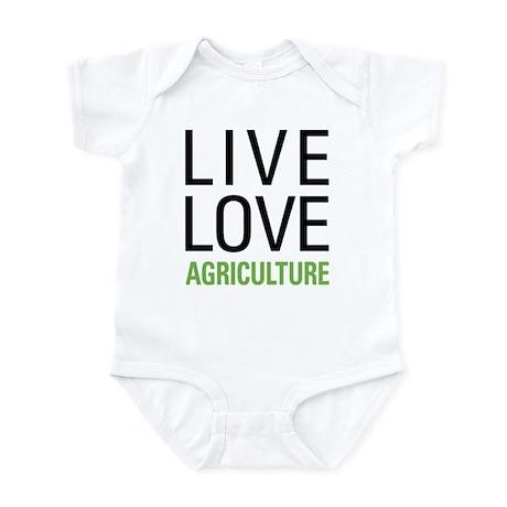 Live Love Agriculture Infant Bodysuit