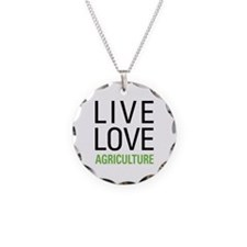 Live Love Agriculture Necklace