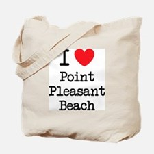 I Love Point Pleasant Beach Tote Bag
