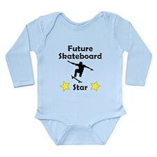 Future Skateboard Star Body Suit
