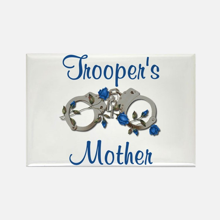 Trooper's Mother Rectangle Magnet