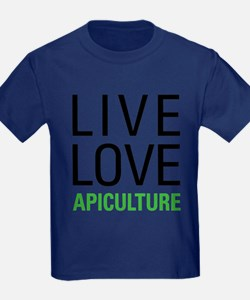 Live Love Apiculture T