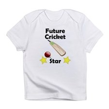 Future Cricket Star Infant T-Shirt