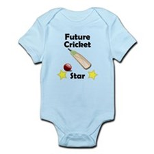 Future Cricket Star Body Suit