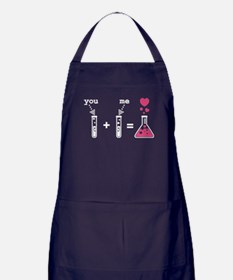Sometimes is chemistry Apron (dark)