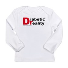 Diabetic Reality™ Long Sleeve T-Shirt