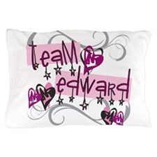 team edward Pillow Case