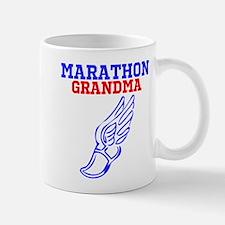 MARATHON GRANDMA Mugs