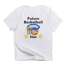 Future Basketball Star Infant T-Shirt