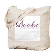Dirty Books Tote Bag