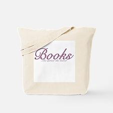 Dirty Books Tote Bag