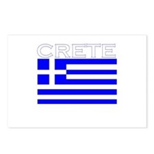Crete, Greece Postcards (Package of 8)