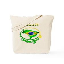 Pandeiro - Vintage Tote Bag