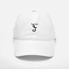 Team Player 4 Jesus Baseball Baseball Cap