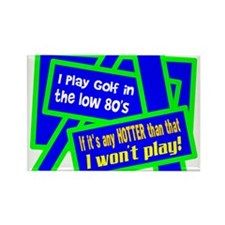 I Play Golf-Joe E. Brown/t-shirt Magnets
