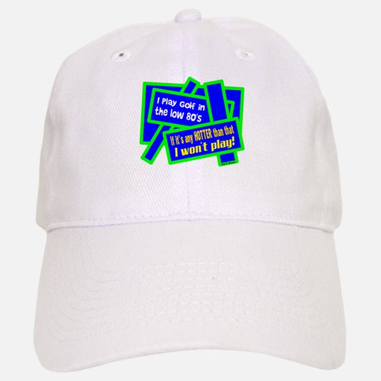 I Play Golf-Joe E. Brown/t-shirt Baseball Baseball Baseball Cap