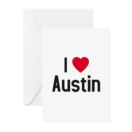 Austin Greeting Cards
