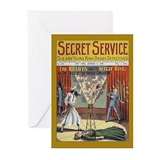 Secret #1 Greeting Cards (10 pak)