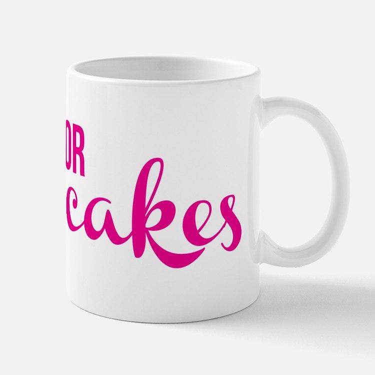 I really like Cupcakes Mug