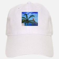 Tropical Parrots Baseball Cap