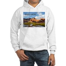 Mountains Sky in the Badlands National Park copy H