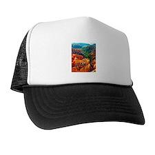 Hoodoos in Bryce Canyon National Park UTAH Trucker Hat