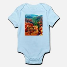 Hoodoos in Bryce Canyon National Park Body Suit