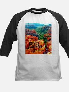 Hoodoos in Bryce Canyon National Park Baseball Jer