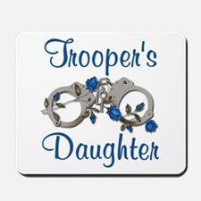 Trooper's Daughter Mousepad