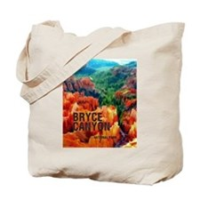 Hoodoos in Bryce Canyon National Park Tote Bag