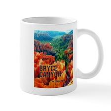 Hoodoos in Bryce Canyon National Park Mugs