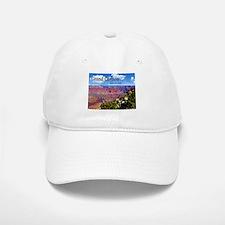 Grand Canyon NAtional Park Poster Baseball Baseball Baseball Cap