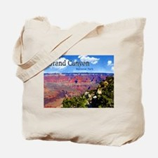 Grand Canyon NAtional Park Poster Tote Bag